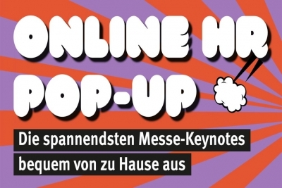 JoinVision auf der Online HR Pop-Up Konferenz