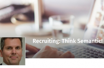 Recruiting: Think Semantic!