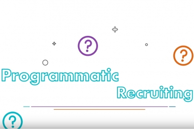 Programmatic Recruiting in 133 Sekunden